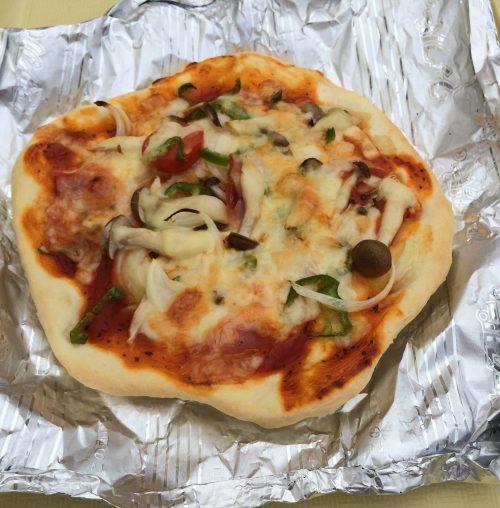 自炊に飽きた俺が手作りのダンボール窯でピザを焼いて食べてみた【おしゃれ自炊シリーズ】